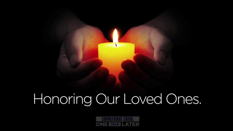 Honoring the lives lost during the COVID-19 pandemic