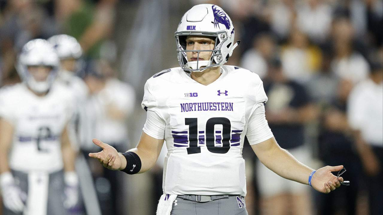 Northwestern Football Vs UMass Time TV Schedule Game Preview Score