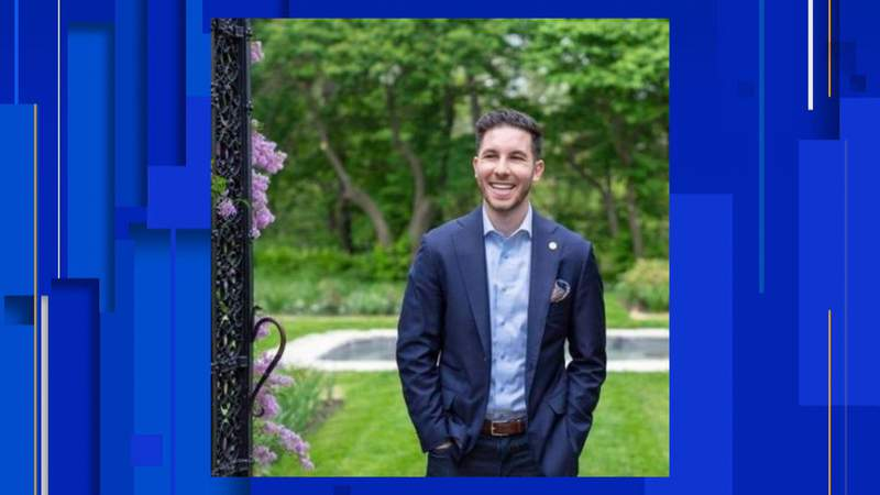 "Michigan state Rep. Abdullah Hammoud  - Photo courtesy of Hammoud's public Twitter profile ""@AHammoudMI""."