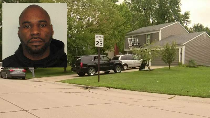 Kevin Curtis Moore is accused in an Aug. 13 shooting that killed a Farmington Hills man.