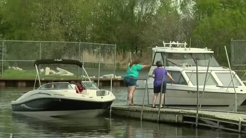 Rain, shine or socially distanced: Michiganders still find ways to celebrate Memorial Day