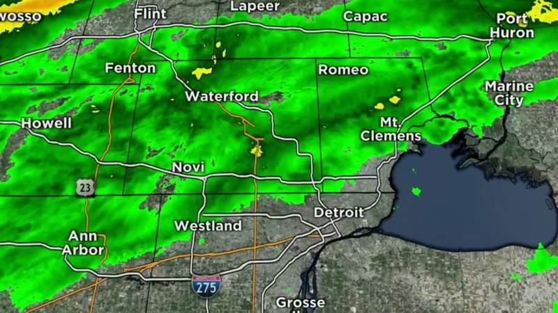 Metro Detroit weather: Finally, some much-needed rain