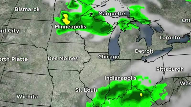 Metro Detroit weather forecast Aug. 19, 2020 -- 4 p.m. Update