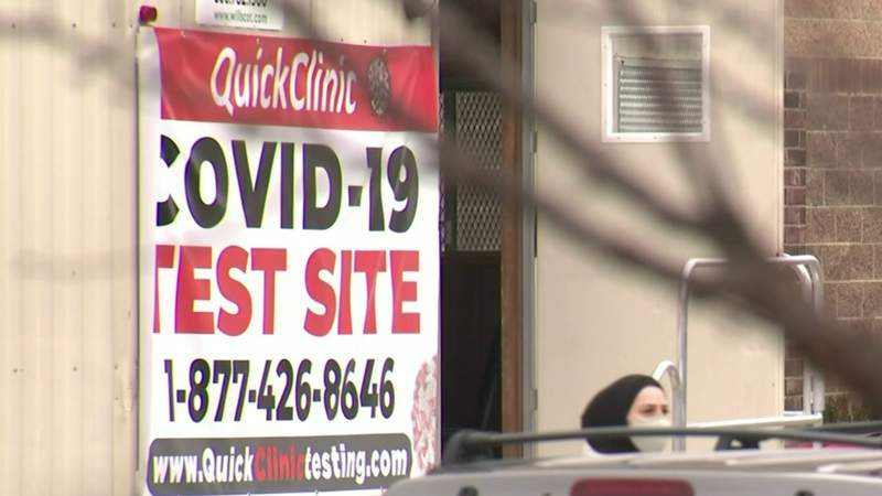 Wayne and Oakland counties work to ramp up COVID testing