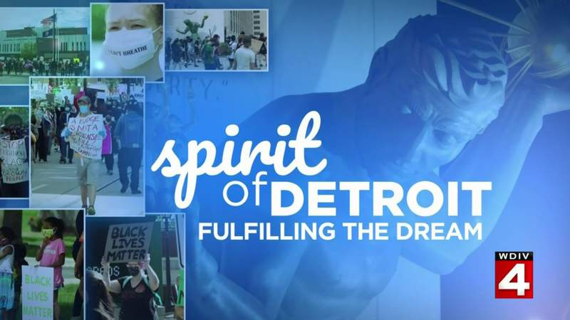 'Spirit of Detroit: Fulfilling the Dream' Special