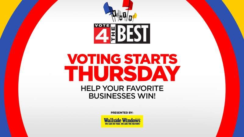 Vote 4 The Best - Voting Starts Thursday