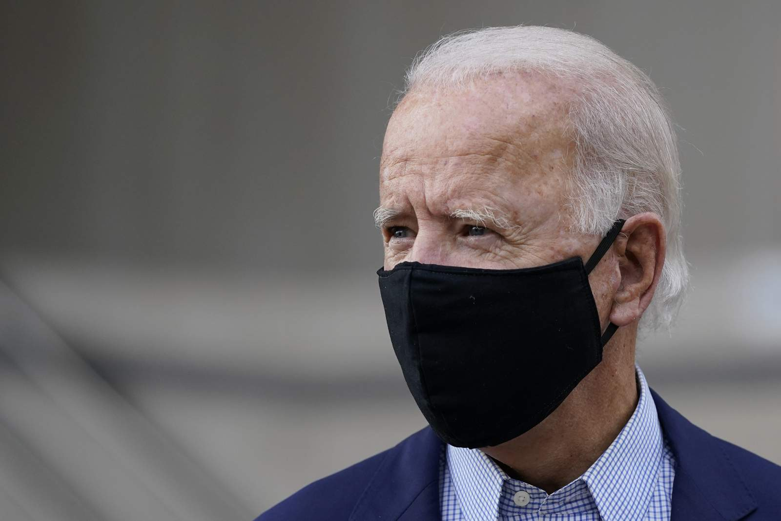 Fact Check Photo Of Joe Biden At Detroit Athletic Club Is From March