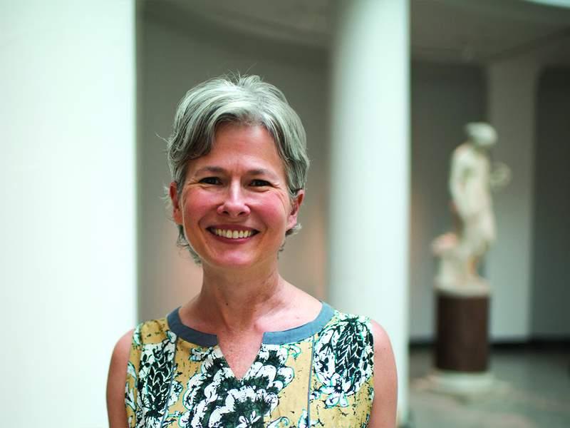 Tina Olsen has been the director of UMMA since 2017.