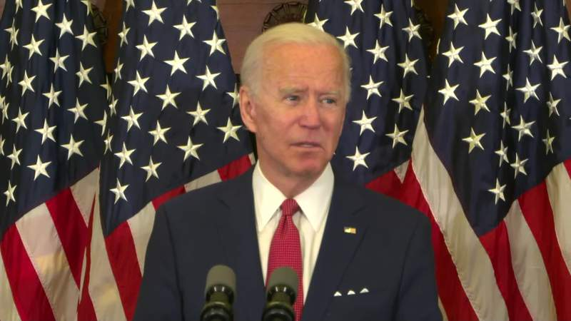 Joe Biden officially clinched the Democratic nomination for president last week.