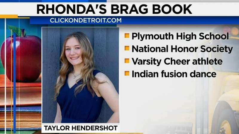 Brag Book: Taylor Hendershot