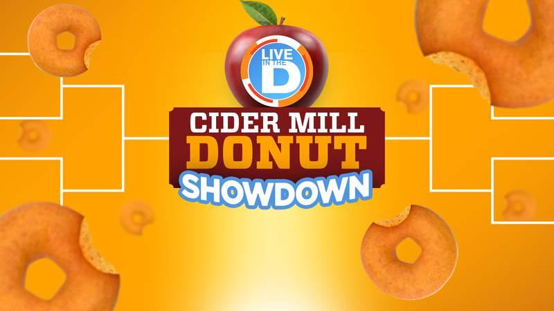 Cider Mill Donut Showdown.