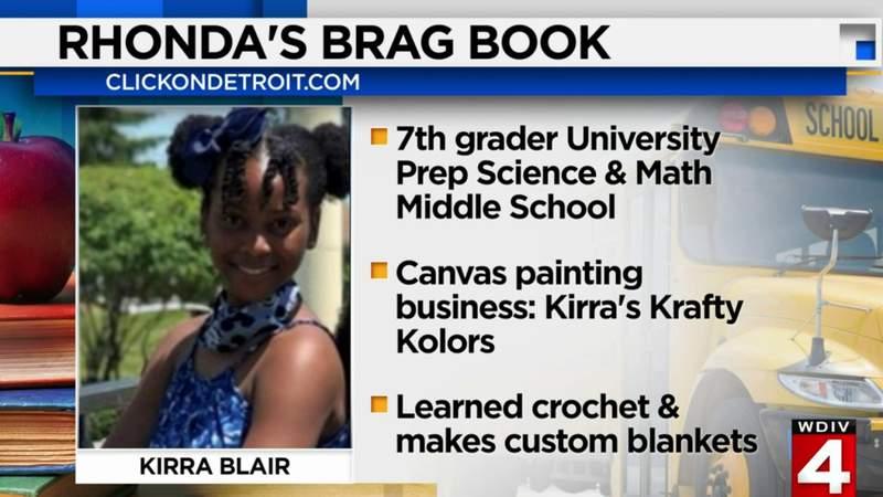 Brag Book: Kirra Blair