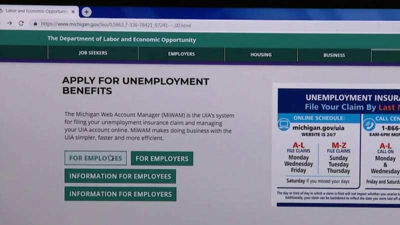 Michigan investigating if new hires are stealing from Unemployment Insurance Agency