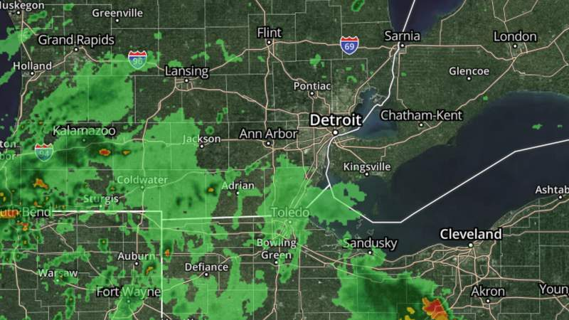 Metro Detroit weather forecast June 7, 2021 -- Noon Update