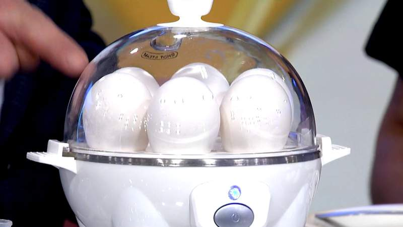 Try it out Tuesday: Egg Cooker