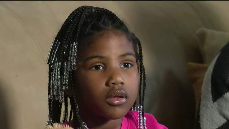 Years later Detroit mother still struggling to care for child injured by brick thrown through car window