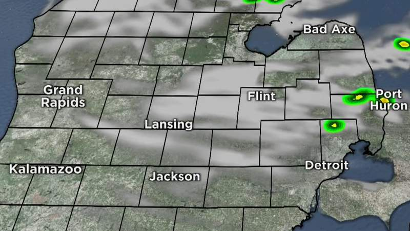Metro Detroit weather forecast for July 20, 2021 -- 7 a.m. Update