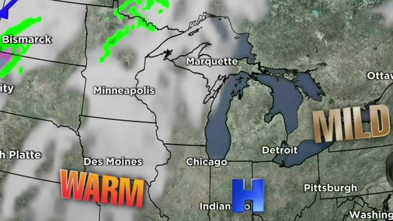 Metro Detroit weather forecast for March 20, 2021 -- 6 p.m. Update