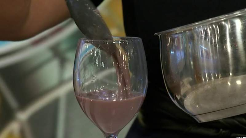 Try It out Tuesday: Red Wine Hot chocolate on Live in the D