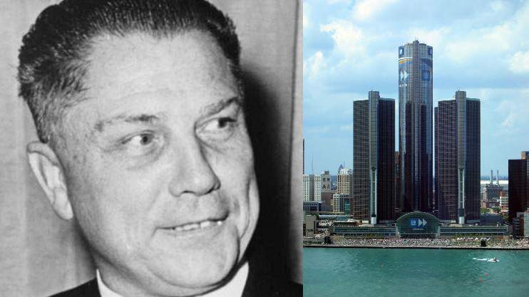 Jimmy Hoffa and the Renaissance Center