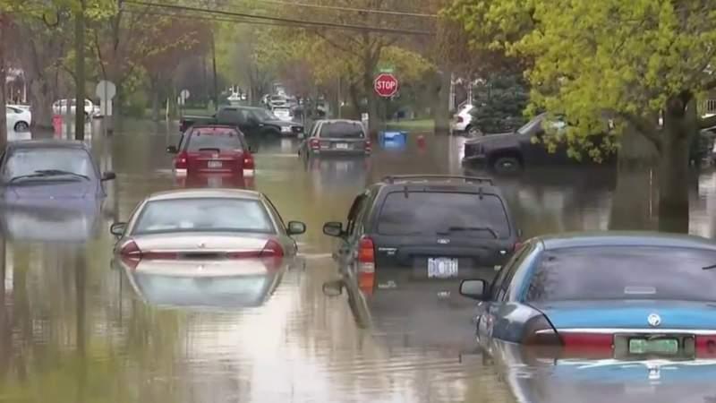 Communities preparing for flooding as weekend winter storm hits Metro Detroit