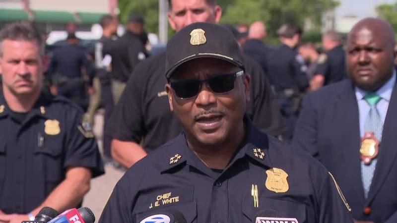Detroit police unveil 'Enough if Enough' operation to address gun crimes