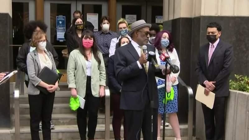 Lawsuit filed over arrests made during last summer's police protests