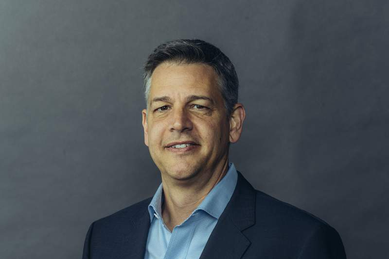 Luke Schneider will be Ann Arbor-based Refraction AI's new CEO. Image courtesy of Refraction AI.