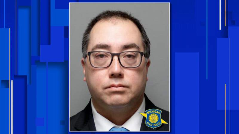 Hazel Park detective charged with embezzling forfeiture funds, conducting criminal enterprise