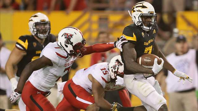 Arizona State Vs Texas Tech Football Time Tv Schedule Game Preview Score