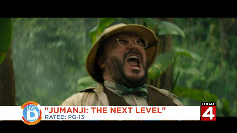 GF Default - Jumanji next level and the two popes coming to a screen near you