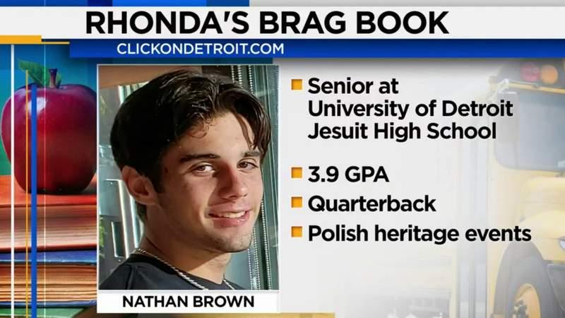Brag Book: Nathan Brown
