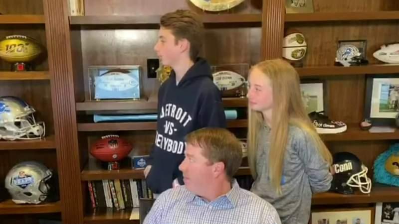 Lions GM Bob Quinn on the 2020 draft, work-life balance