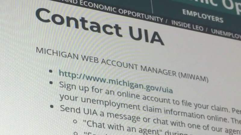 Scammers promising help with getting through unemployment