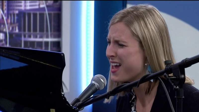 Music Monday with Hanna Baiardi on Live in the D