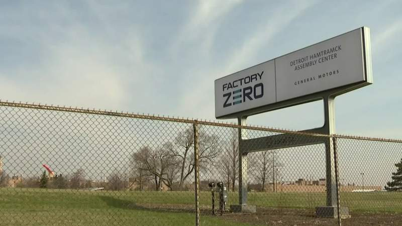 GM's Factory Zero to build new electric Silverado pickup, Hummer EV suv