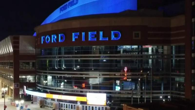 Mass COVID vaccination site at Ford Field will close after Monday