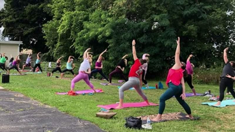 Vote 4 Best Yoga Studio: All Seasons Yoga & Fitness