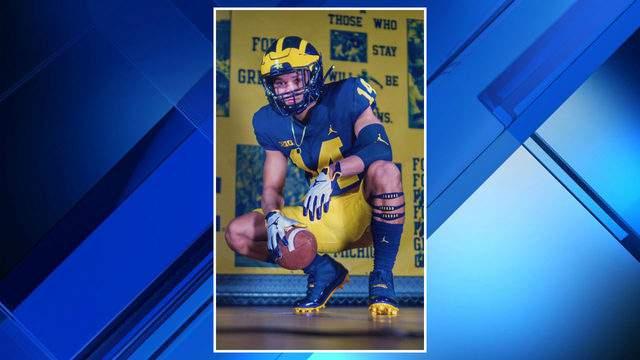 Michigan football WR commit Roman Wilson (Photo: Roman Wilson/@Trilllroman)
