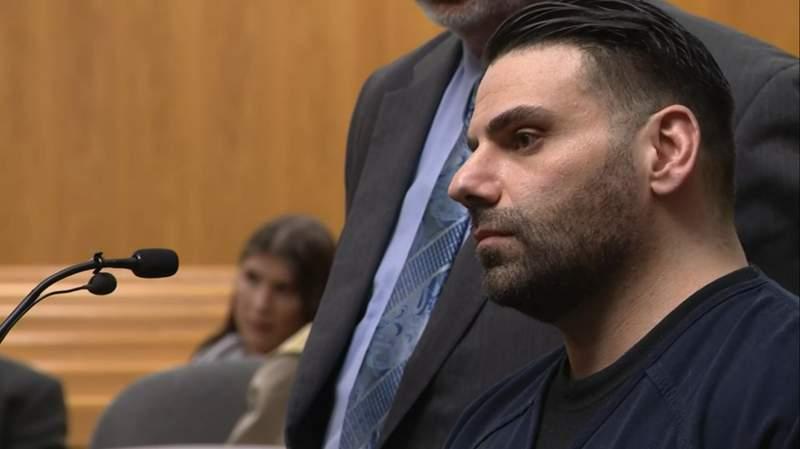 Paul Bashi in court Nov. 27, 2019.
