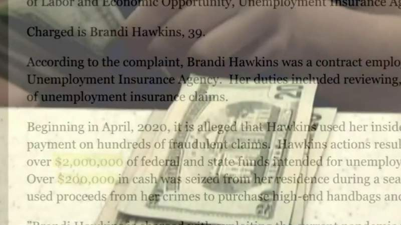 State worker accused of bilking Michigan unemployment insurance agency of $2 million