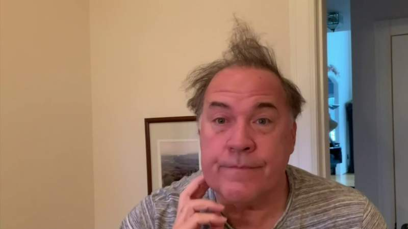 Local 4 tries the Do It Yourself Hair Challenge