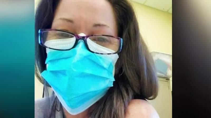 COVID-19 long-hauler says vaccine eased her symptoms