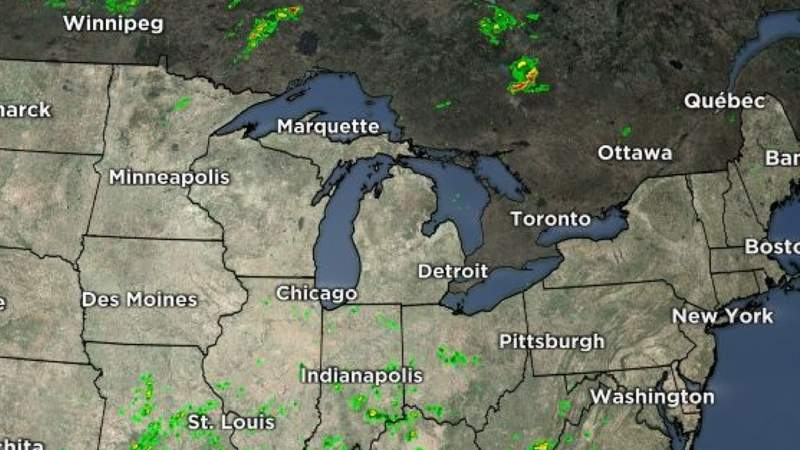 Metro Detroit weather: Warm Sunday evening, more humid tonight, June 6, 2021, 7 p.m. update