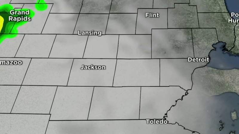 Metro Detroit weather forecast for May 15, 2021 -- 11 p.m. Update