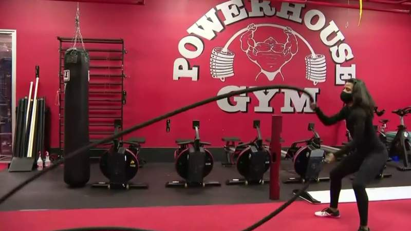 Fitness Friday: High intensity interval training at Powerhouse Gym