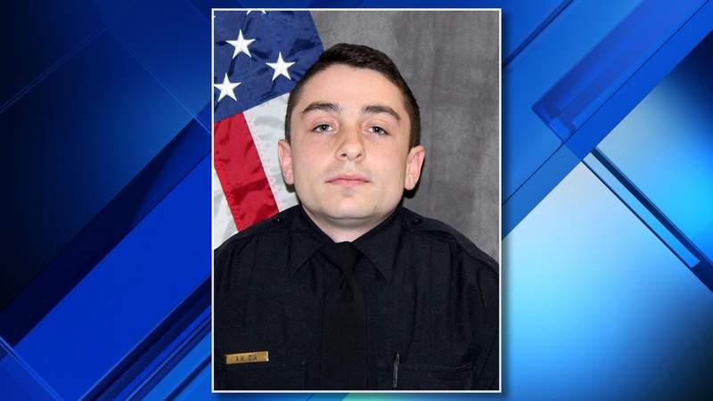 Officer Anthony Dia