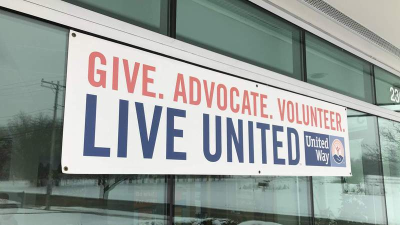 United Way of Washtenaw County's offices at 2305 Platt Rd. in Ann Arbor.