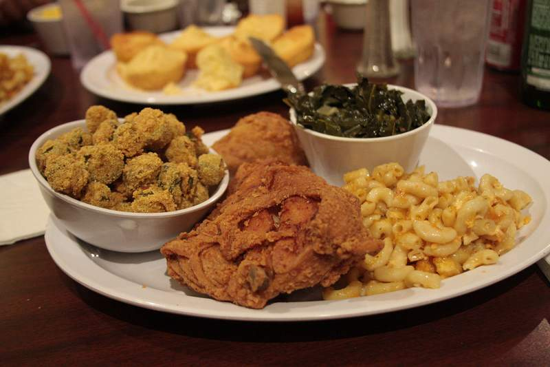 Soul Food at Powell's Place