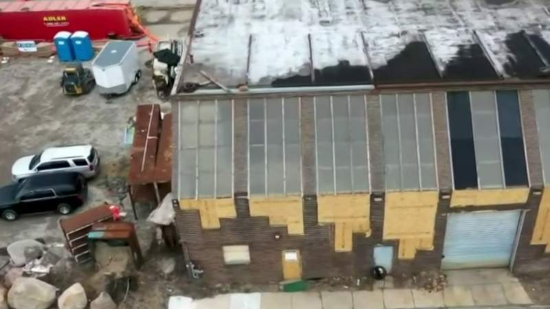 Cleanup of contaminated site in Madison Heights moves into another phase
